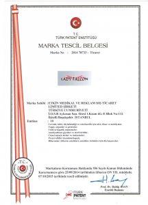 Ladyfalcon marka