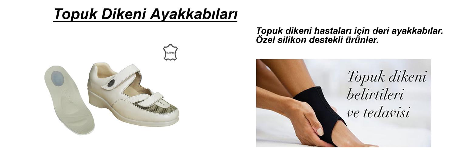 Topuk Dikeni Ayakkabıları